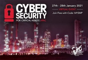 Cyber Security for Critical Assets APAC Summit