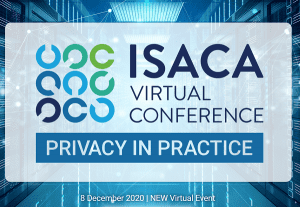 ISACA Privacy in Practice conference