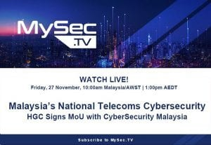 Malaysia's National Telecoms Cybersecurity