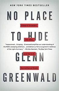 No Place to Hide: Edward Snowden, the NSA, and the U.S. Surveillance State Paperback – International Edition, April 28, 2015