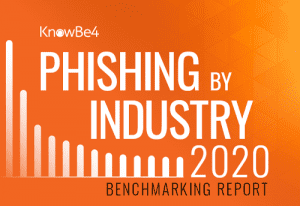 2020 Phishing By Industry Benchmar king Report