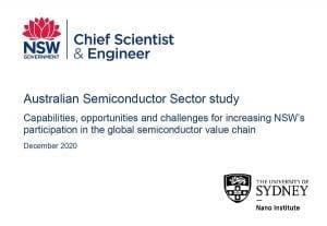 Australian Semiconductor Sector study