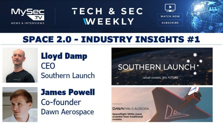 SPACE 2.0 – INDUSTRY INSIGHTS #1