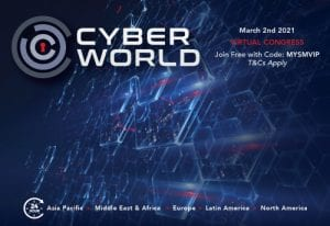 Cyber World Congress: 24-Hour Virtual Cyber Security Event