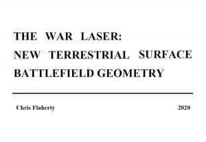The war laser: New Terrestrial Surface battlefield geometry