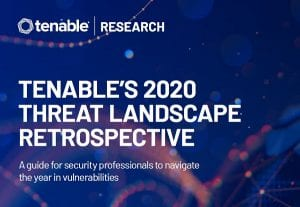 Tenable's 2020 Threat Landscape Retrospective
