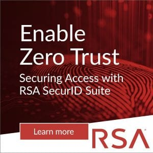 Enable Zero Trust with RSA