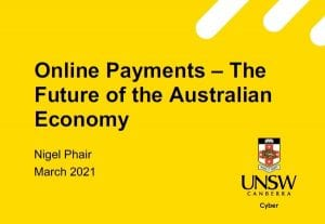 Online Payments – The Future of the Australian Economy