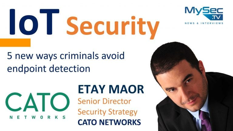 IoT Security and avoiding endpoint detection