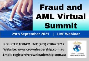Fraud and AML Virtual Summit