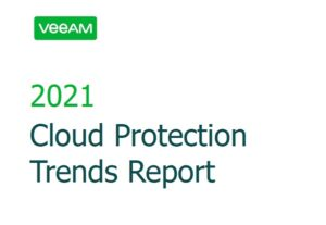 2021 Cloud Protection Trends Report