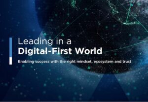 Leading in a Digital-First World
