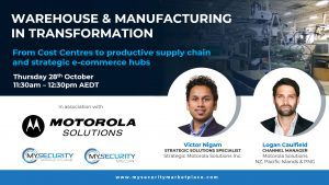 Warehouse & Manufacturing in Transformation