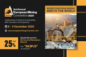 2nd edition of European Mining Convention