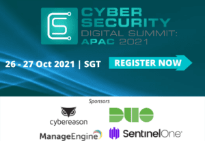 Cyber Security APAC: Future Planning 2021