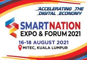 SMART NATION EXPO & FORUM 2021